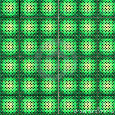 Free Pattern Metal Grid Vector Royalty Free Stock Photos - 19980788