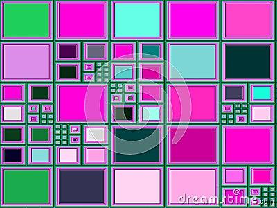 Pattern motherboard