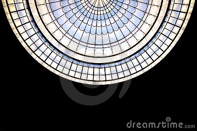 Pattern of skylight