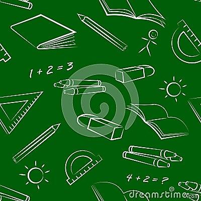 Pattern stationery object