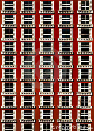 Pattern of windows