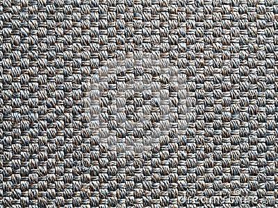 Pattern woven wool fibers