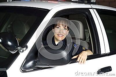 Pattuglia della polizia