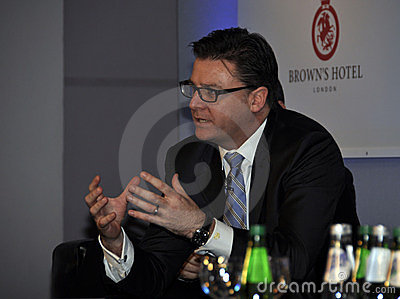 Paul James, Clefs d Or Congress Editorial Stock Photo