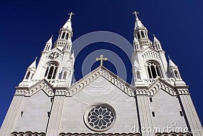 Paul kościoła Peter sts