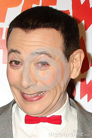 Paul Reubens,Pee-wee Herman,Paul Reubens- Editorial Stock Photo