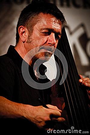 Paul Roges Trio on Jazz Koktebel Festival 2010 Editorial Photo