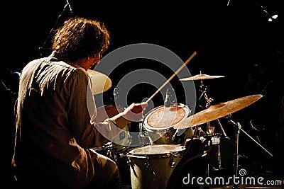 Paul Roges Trio on Jazz Koktebel Festival 2010 Editorial Image