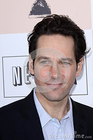 Paul Rudd Editorial Image