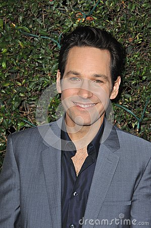 Paul Rudd Editorial Photo