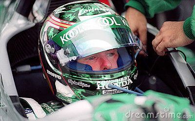 Paul Tracy Editorial Stock Image