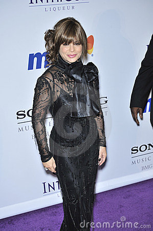 Paula Abdul Editorial Photo