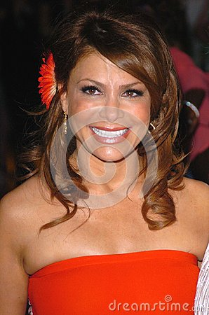 Paula Abdul Editorial Photography