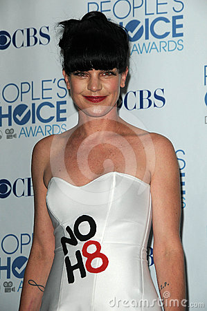 Pauley Perrette Editorial Photography