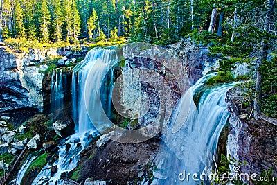 Paulina Creek Falls, Oregon