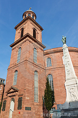 Paulskirche in Frankfurt, Germany