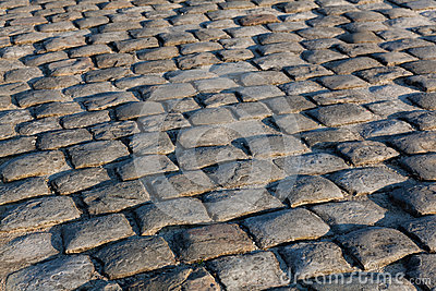 Paved in Fontainebleau