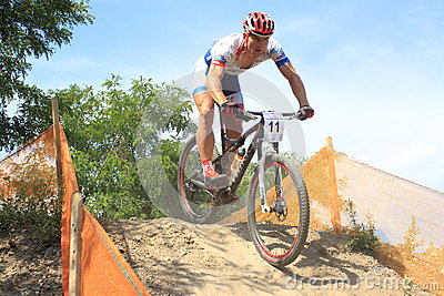 Pavel Boudny - mountain bikes racing
