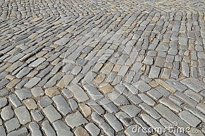 Pavement cobbles