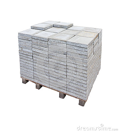 Pavement Tiles Pallet