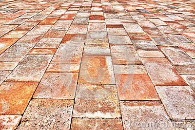 Paver perspective