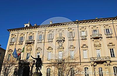 Pavia city hall