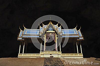 Pavilion of phraya Nakhon Cave