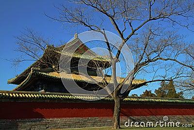Pavilion at Tiantan