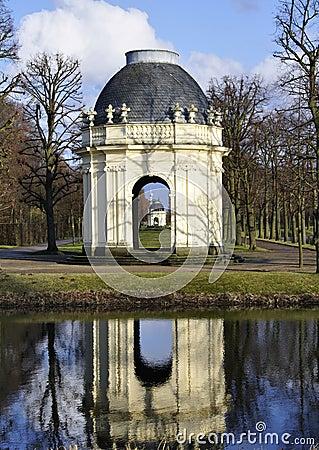 Pavillon Herrenhausen Gardens