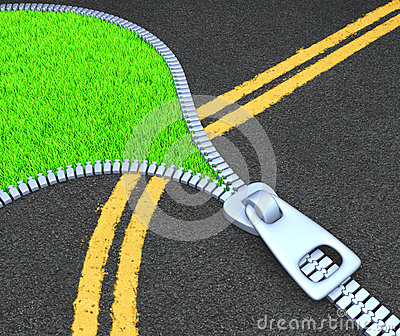 Pavimentação da rua