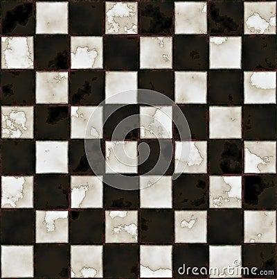 Pavimento di marmo in bianco e nero immagine stock for Pavimento bianco e nero