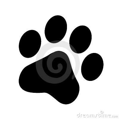 Free Paw Print Royalty Free Stock Photo - 5236595