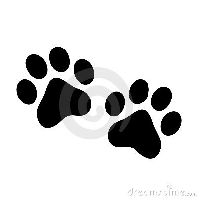 Free Paw Prints Stock Images - 15337504