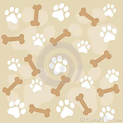 fantastic paw print powerpoint template images - resume ideas, Powerpoint templates