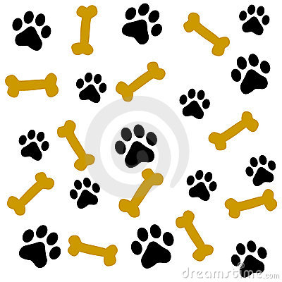 Free Paw Prints Stock Images - 5538344