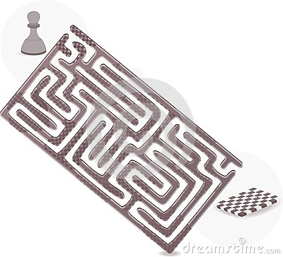 Pawn Maze