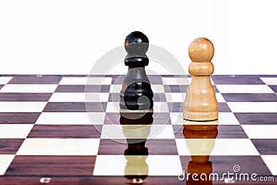 Pawn to pawn