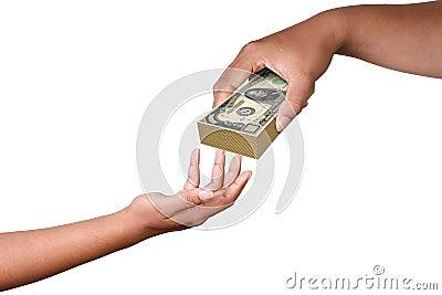 Pay in Dollar