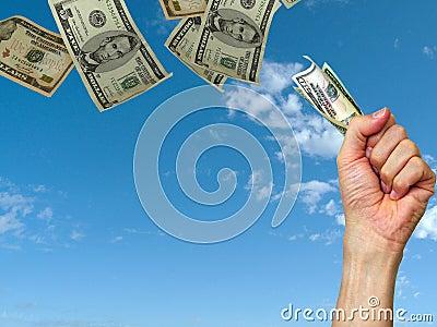 Payday. Money