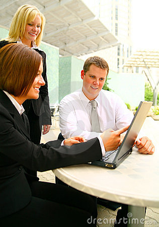 Business laptops and tablets