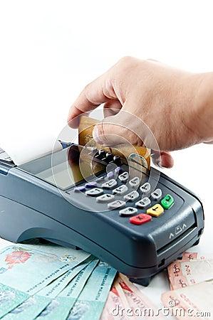 Payment machine