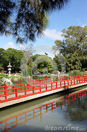 jardin japonais traditionnel paysage d 39 t photo stock image 29924560. Black Bedroom Furniture Sets. Home Design Ideas