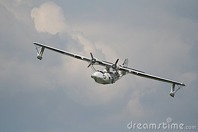 PBY Catalina - flying boat