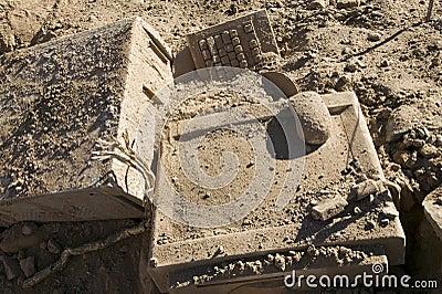 PC burial