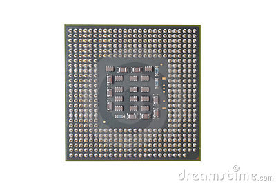 PC CPU Chip