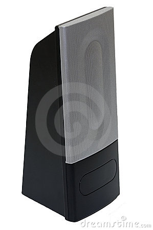 PC speaker isolated, right turn