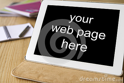 Pc tablet black screen for your website