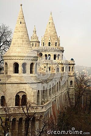 Pêcheur de Budapest   bastion de s