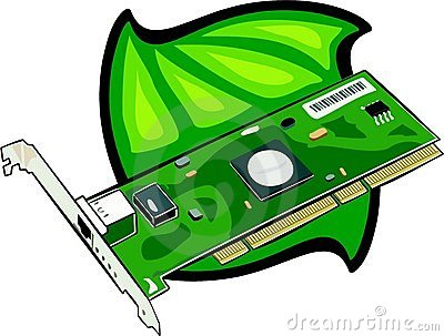 PCI modem internal