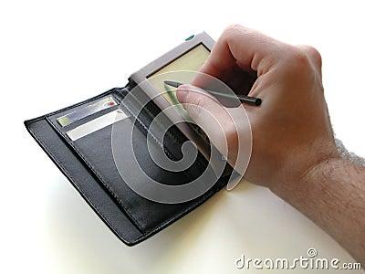 PDA and Hand